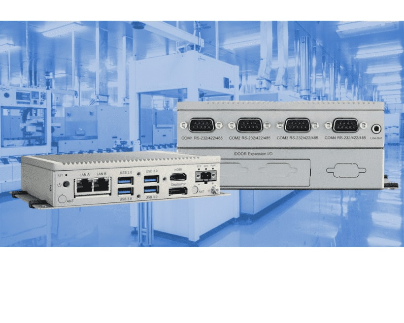Spoločnosť Advantech uviedla na trh embedded automatizačnú bránu UNO-2372G-J1 pre priemyselné aplikácie internetu vecí