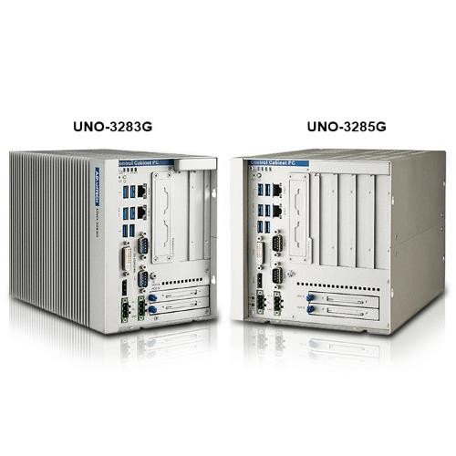 Séria UNO-3000 - bezventilátovové PC na stenu od spoločnosti Advantech