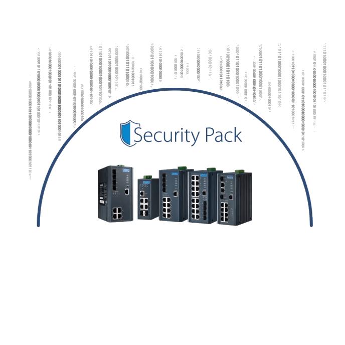 Advantech Security Pack pomáha chrániť vaše dáta pred vnútornými i vonkajšími internetovými hrozbami