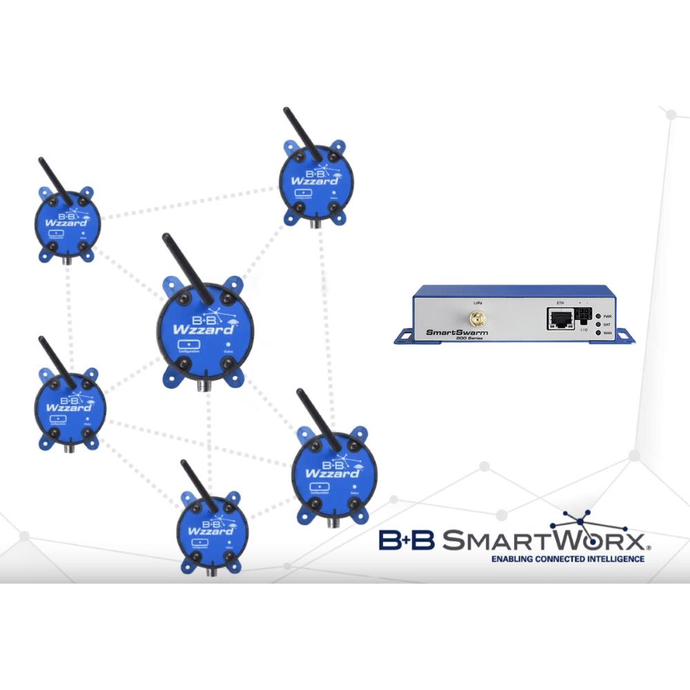 Advantech LoRa Private - bezdrôtové pripojenie vzdialených zariadení