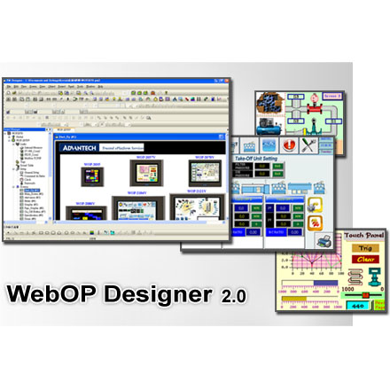 WebOP Designer / Panel Express