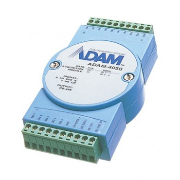 Digitálny RS-485 I/O modul ADAM-4050, 15 digitálnych vstupov/výstupov