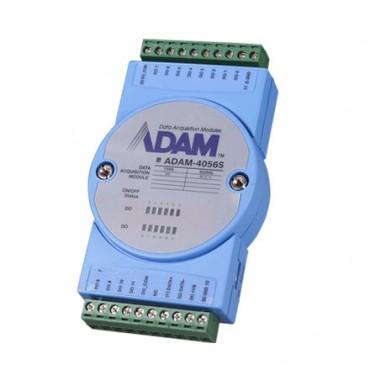 Digitálny RS-485 I/O modul ADAM-4056S, 12 izolovaných digitálnych výstupv (sink), Modbus/RTU