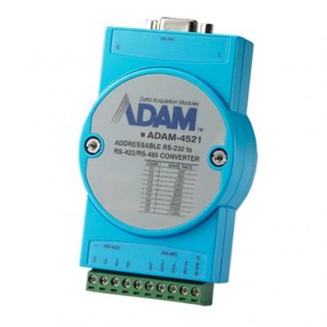 Adresovateľný prevodník RS-422/485 na RS-232 ADAM-4521