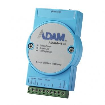 Brána Modbus 1xRS232/422/485 DB9 1xLAN RJ45 ADAM-4572