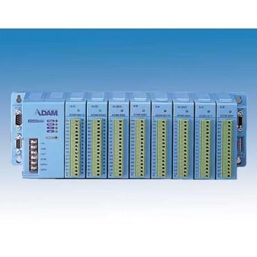 Modulárny I/O systém ADAM-5000E s 8 rozširujúcimi slotmi a komunikáciou cez RS-485