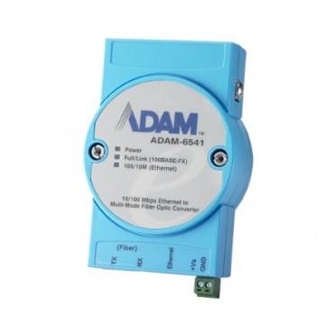 Priemyselný prevodník 1x10/100 RJ45 na 1xSC optický port ADAM-6541