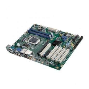 Priemyselná základná doska AIMB-706, LGA1151 8./9. generácia Intel Core i7/i5/i3/Pentium/Celeron s DVI/VGA, DDR4, SATA 3.0, USB 3.1 & 6 COM