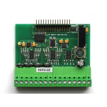 DataLab DL-AO1 - modul analógových výstupov