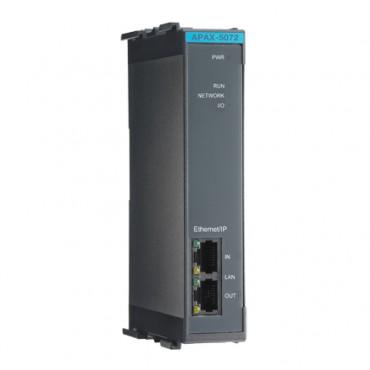 Rozširujúci komunikačný modul APAX-5072 s EtherNet/IP