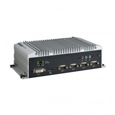 """Bezventilátorové PC ARK-2150F s 3.gen. Intel Core i7-3517UE, 1x VGA, 1x HDMI, 1x DVI-D, 4x GbE, 6x USB, 4x COM, DIO, Audio, 1x H/S MiniPCIe, 2x F/S MiniPCIe/mSATA, 1x 2,5"""" SATA, -20~60°C"""