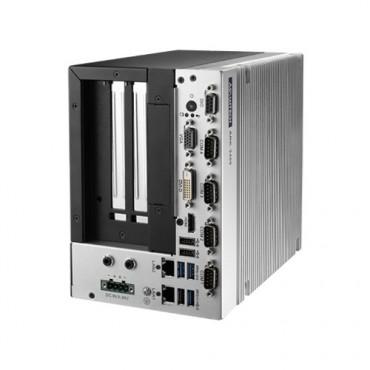 "Bezventilátorové PC ARK-3405 s Intel Celeron N3160, 1xVGA, 1xDVI-D, 1xHDMI, 2xGbE, 6xUSB, 4xCOM, DIO, Audio, 2x2,5"" SATA, 2xF/S MiniPCIe, -10~55°C"
