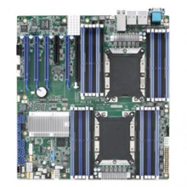 Priemyselná serverová EATX zákl. doska ASMB-935 s Dual LGA3647-P0, Intel Xeon Scalable, DDR4, 6xPCIe, 11xUSB, 10xSATA3, 1xM.2, 4xLAN, IPMI