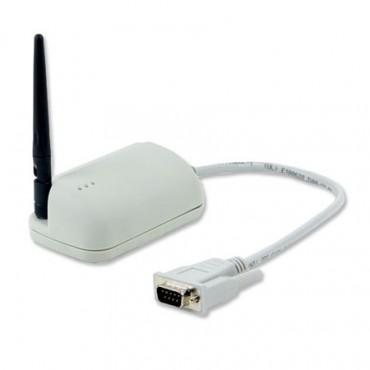 Sériový server BB-ABDN-SE-DP551 s 1x RS-232/422/485 na WIFI 802.11a/b/g/n