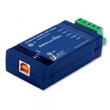 Priemyselný izolovaný prevodník BB-USOPTL4, USB na RS-422/485