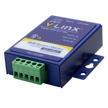 Sériový server BB-VESP211-485, 1x RS-422/485, 1x LAN