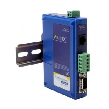 Sériový server BB-VESR901, 1x RS-232/422/485, 1x LAN