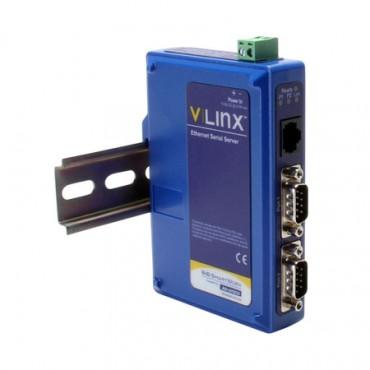 Sériový server BB-VESR902D, 2x RS-232/422/485, 1x LAN