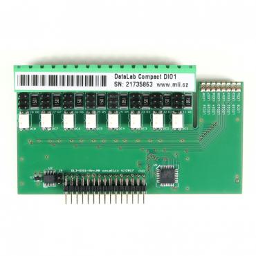DataLab Compact DLC-DIO1 - modul digitálnych vstupov/výstupov
