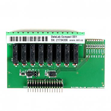 DataLab Compact DLC-DO1 - modul reléových výstupov