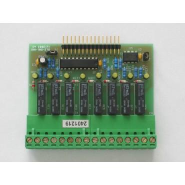DataLab DL-DO12 - modul reléových výstupov