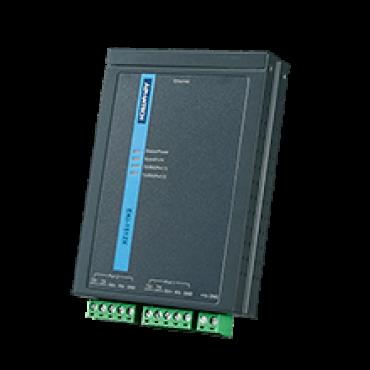 Sériový server EKI-1512X s 2x RS-422/485 a 1x RJ45 LAN