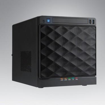 Mini-ITX priemyselná serverová skrinka HPC-2040
