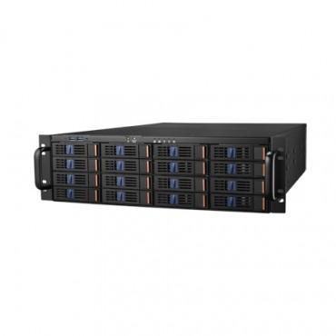 """3U priemyselná skrinka do 19"""" racku HPC-8316"""
