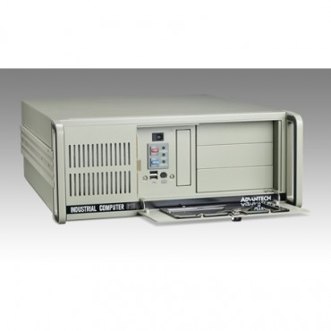 "4U priemyselná skrinka do 19"" racku IPC-610-F"