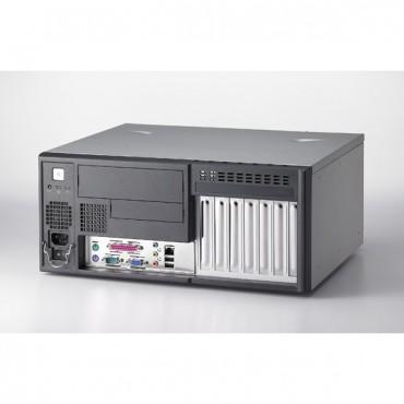 ATX priemyselná skrinka IPC-7120 s I/O na prednom panely