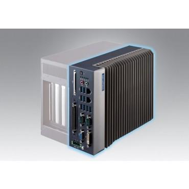 "Bezventilátorové modulárne priemyselné PC MIC-7500, 6.Gen. Intel Core i3/i7, DDR4, VGA, DVI, 2x GbE, 9x USB, 6x COM, 2,5"" SATA, CFast, MiniPCIe(USIM, mSATA), Audio, iDoor, i-Module"
