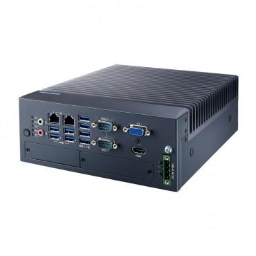 Bezventilátorové modulárne priemyselné PC MIC-770v2 s LGA1200 pre 10. generáciu Intel Xeon/Core i procesorov