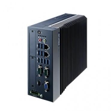 """Bezventilátorové modulárne priemyselné PC MIC-770, 8./9. Gen. Intel Core i, DDR4, VGA, HDMI, 2x GbE, 8x USB, 6x COM, 2,5"""" SATA, 2x MiniPCIe(USIM, mSATA), Audio, iDoor, i-Module"""