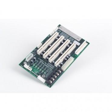 PICMG 1.0 Half-Size PCI Backplane PCA-6104P4