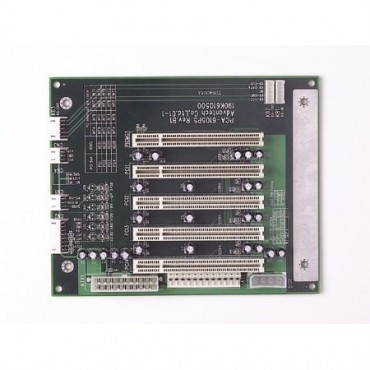 PICMG 1.0 Half-Size PCI Backplane PCA-6105P5