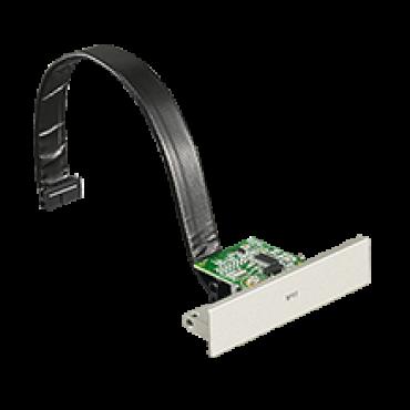 PCM-2300TM, iDoor rozširujúci modul, TPM s TCG 1.2 cez LPC rozhranie