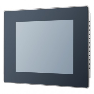 """Bezventilátorový panelový počítač PPC-3060S so 6,5"""" dotykovým displejom a Intel Celeron N2807"""