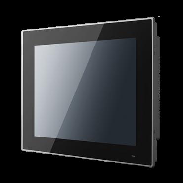 """Bezventilátorový panelový počítač PPC-3100S-PBE s 10"""" kapacitným dotykovým displejom a Intel Atom N2930"""