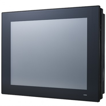 """Bezventilátorový panelový počítač PPC-3120-RE9A s 12"""" displejom a Intel Atom E3940"""