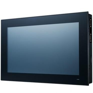 """Bezventilátorový panelový počítač PPC-3151W s 15.6"""" kapacitným dotykovým displejom a 7.gen. Intel Core i3/i5/i7 procesorom"""