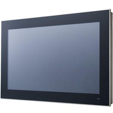"""Bezventilátorový panelový počítač PPC-3181SW s 18.5"""" kapacitným dotykovým displejom a 6.gen. Core i3/i5/i7 procesorom"""