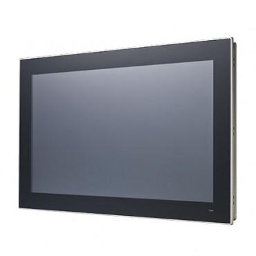 """Bezventilátorový panelový počítač PPC-3211SW s 21.5"""" kapacitným dotykovým displejom a 6.gen. Core i3/i5/i7 procesorom"""