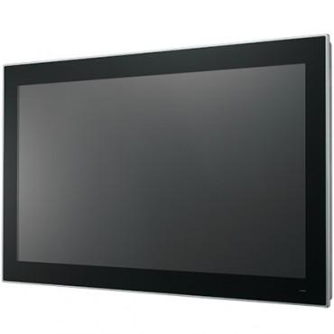 """Bezventilátorový panelový počítač PPC-324W-P7 s 23.8"""" kapacitným dotykovým displejom a 7.gen. Core i3/i5 procesorom"""