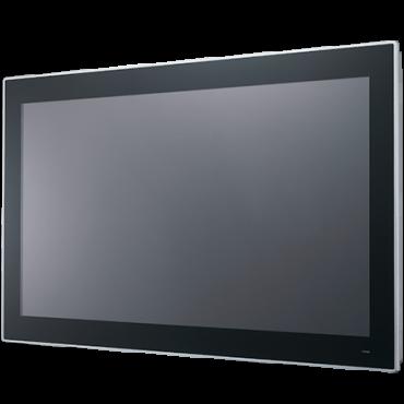 """Bezventilátorový panelový počítač PPC-324W-PN4 s 23.8"""" kapacitným dotykovým displejom a Intel Pentium N4200 procesorom"""