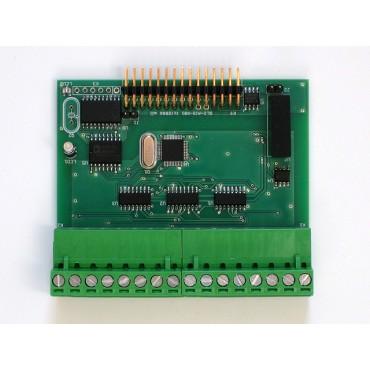 DataLab DL-RTD2 - modul vstupov odporových teplotných snímačov RTD