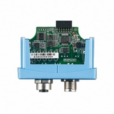 I/O modul WISE-S472 s 1xDI, 2xRS-485, M12 konektory pre WISE-4400