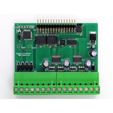 DataLab DL-SMC1 - modul pre riadenie krokových motorov