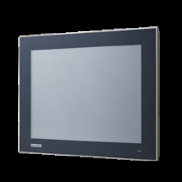 """Bezventilátorový panelový počítač TPC-1551T(B) s 15"""" dotykovým displejom, Intel Atom E3845 procesorom a 4GB RAM"""