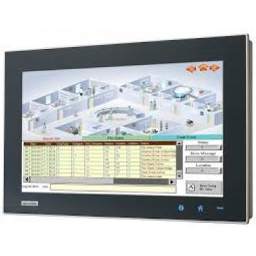 """Bezventilátorový panelový počítač TPC-1581WP s 15,6"""" široko uhlým multidotykovým displejom a Intel Core i3-4010U"""