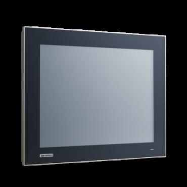 """Bezventilátorový panelový počítač TPC-1751T(B) s 17"""" dotykovým displejom, Intel Atom E3845 procesorom a 4GB RAM"""